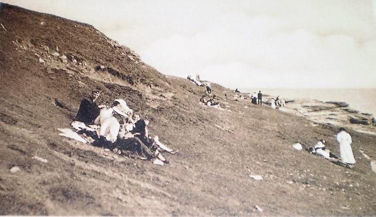 hilbre island 1912